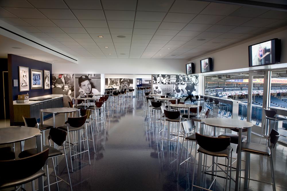 Yankee Stadium Custom Install 171 M A G Resource Inc